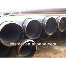 Стальная труба astm a106 / a53 gr.b sch40 / sch80 без оцинкованной стали