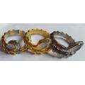 Montre-bracelet promotionnelle de bracelet de bracelet de quartz pour des dames