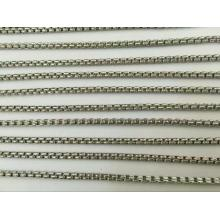 Nickle free stainless steel jewelry chains custom wholesale
