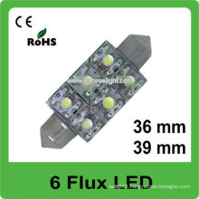 36mm 39mm flux car led 36 39mm led festoon