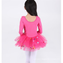 Pink Sweet Charming Ballroom Dancing Dress Waltz Dancing Dress for Girls