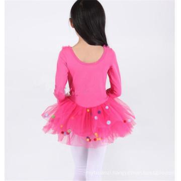 Pink Sweet Charming Ballroom Dancing Dress Waltz Dancing Dress for Girls