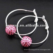 Basketball wife crystal bracelet