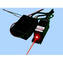 Red Laser, Red Diode Laser, 635nm Red Laser Diode Module (SPL-635R-500)