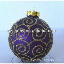 2013 decorative glass ball world globe