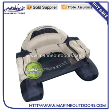 Easy to carry fishing flying belly boat inflatable float tube