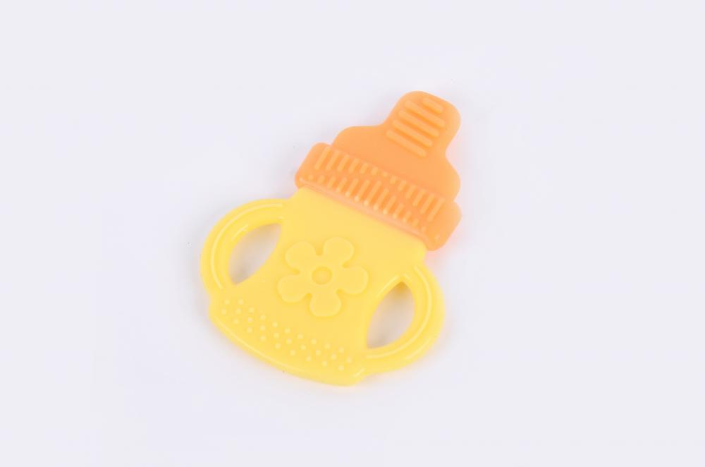 Feeding Bottle Shape Baby Silicone Gutta-percha