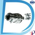 Трубы и сварки штуцера быстроразъемные муфты с уплотнением из EPDM