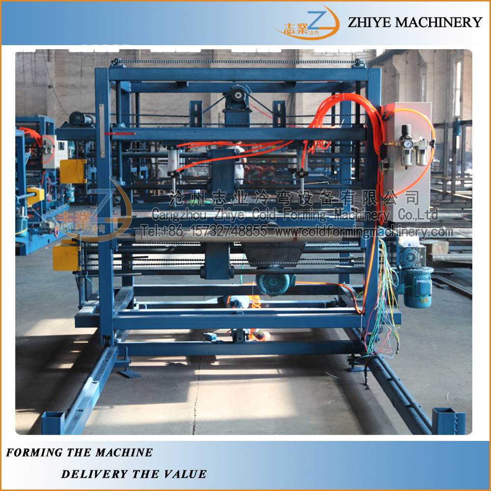 sandwich tiles machine