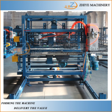 Metal Steel Sandwich Roof Tiles Roll Forming Machine