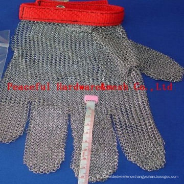 Stainless Steel Glove for Protection