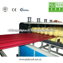 PLASTIC ROOFING SHEET EXTRUSION LINE