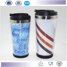 New Starbucks Double Wall Travel Mug 16 Oz Coffee Mug