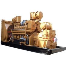 Conjunto de gerador de combustível duplo de 750kw com motor Yuchai