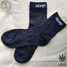 Anti-Bacterial Organic Hemp Socks for Promotiom (HS-1604)