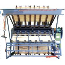 Machine d'assemblage hydraulique à double taille avec piste / chaîne de voie