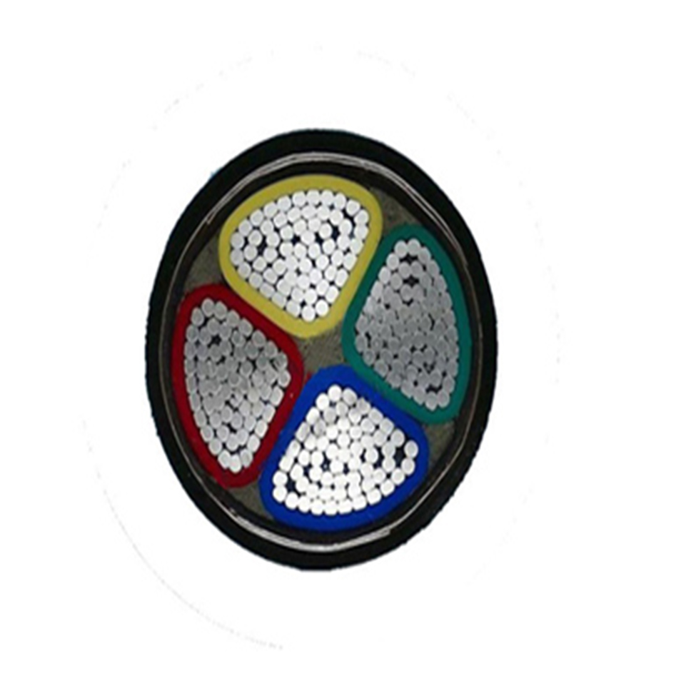 Aluminum Xlpe Insulated Armored Power Cables