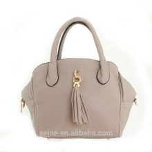China handbags supplier, purple lady's fashion handbag