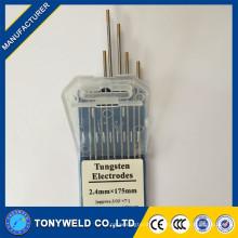 Wl15 в 3.2*150 вольфрама электрод TIG сварки аксессуары