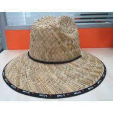 2016 sombrero de sombrero de paja de Fedora sombrero de moda (SW-080002)