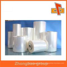 Material de PVC y prueba de humedad película de estiramiento para la máquina