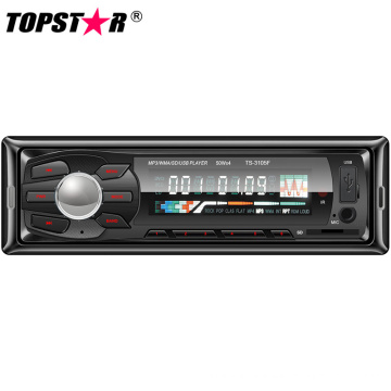 Fixed Panel Car MP3 Player mit Bluetooth