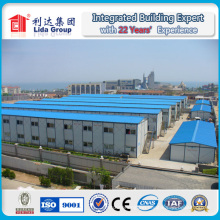 High Quality Prefabricated Houses Labor Camp Design, Fast Building Frame Prefabricated House or Prefab House