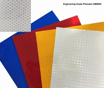 Engineering  Grade Prismatic Sheeting