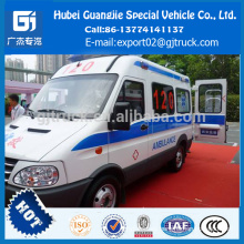 IVECO Cuidados Intensivos Ambulancia XLG5042 IVECO Cuidados Intensivos Ambulancia