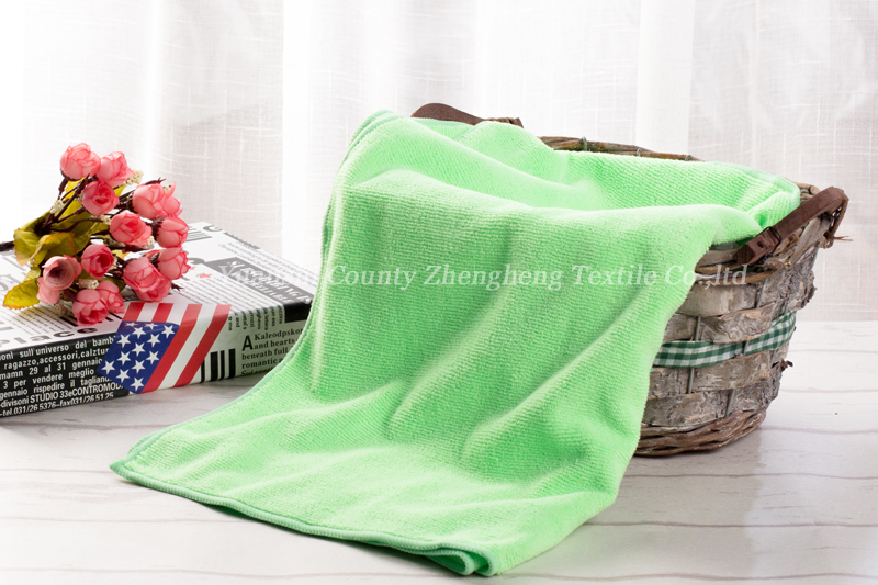 100% Polyester Microfiber Towel-021