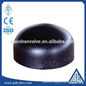 carbon steel weld on pipe cap