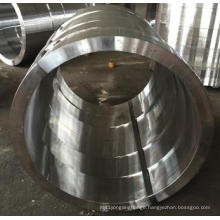 Rolled and Forged Rings Hardening and Tempering