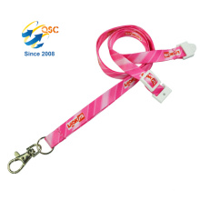 Quick Release Medal Ribbon Id Lanyard With Name Tag