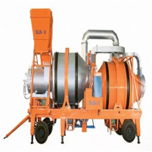 Hot New Products for Twin Drum Asphalt Mixing Plant Asphalt Bitumen Mixing Plant Mobile For Sale supply to Brunei Darussalam Importers