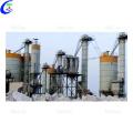 Hot sale drum dryer gypsum powder production line
