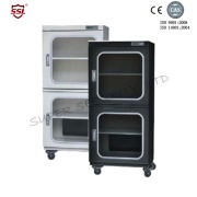 Desiccant Humidity Controlled Auto Drystorage Cabinet For Ipc Photographic Optic Lens