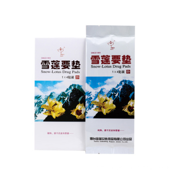 Snow Lotus Sanitary Drug Pads for Women Ecological Maintenance