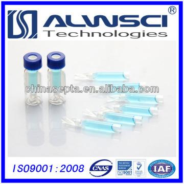 Inserção de 5,8 mm pp com base comercial usada para frasco de 9-425