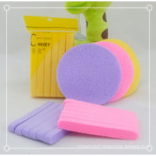2015 Hot Sale Facial Compressed Cellulose Sponge Wholesale