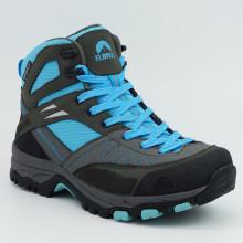 Zapatos de cuero genuino de senderismo para hombres