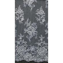 Tecido de renda para vestidos de casamento e vestidos e bordado de cinto bordado Laço de noiva Moda Home No.CA178B