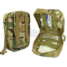 Militär Taktische Erste Hilfe Tasche mit Molle ISO Standard
