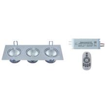 ND-a Serie RF control remoto temperatura de color y regulable abajo luz-3