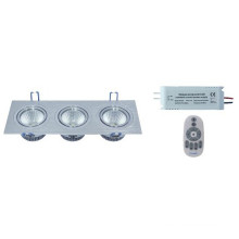 ND-a Série RF Controle remoto Temperatura de cor e pode ser escurecido Down Light-3