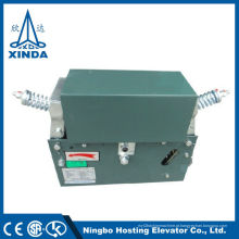 Motor elétrico de velocidade variável com velocidade controlada