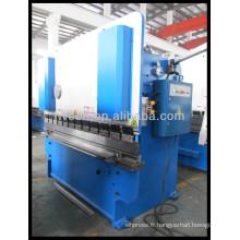 Machine de cintrage de feuilles métalliques CNC WC67K-100T / 3200