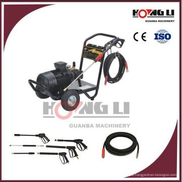 Lavadora eléctrica de alta presión para lavado de autos con pistola / lavadora de alta presión a presión