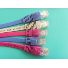 Cat.5e Cat.6 Flat Patch Cord