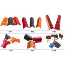 Telha de telhado plástica anticorrosiva quente do PVC da venda