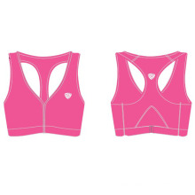 Wholesale OEM Sexy Running Sports Bra for Women